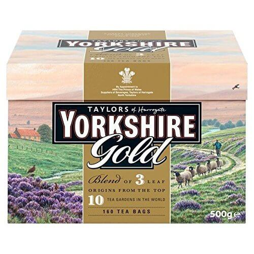 Taylors of Harrogate Yorkshire Gold Teabags