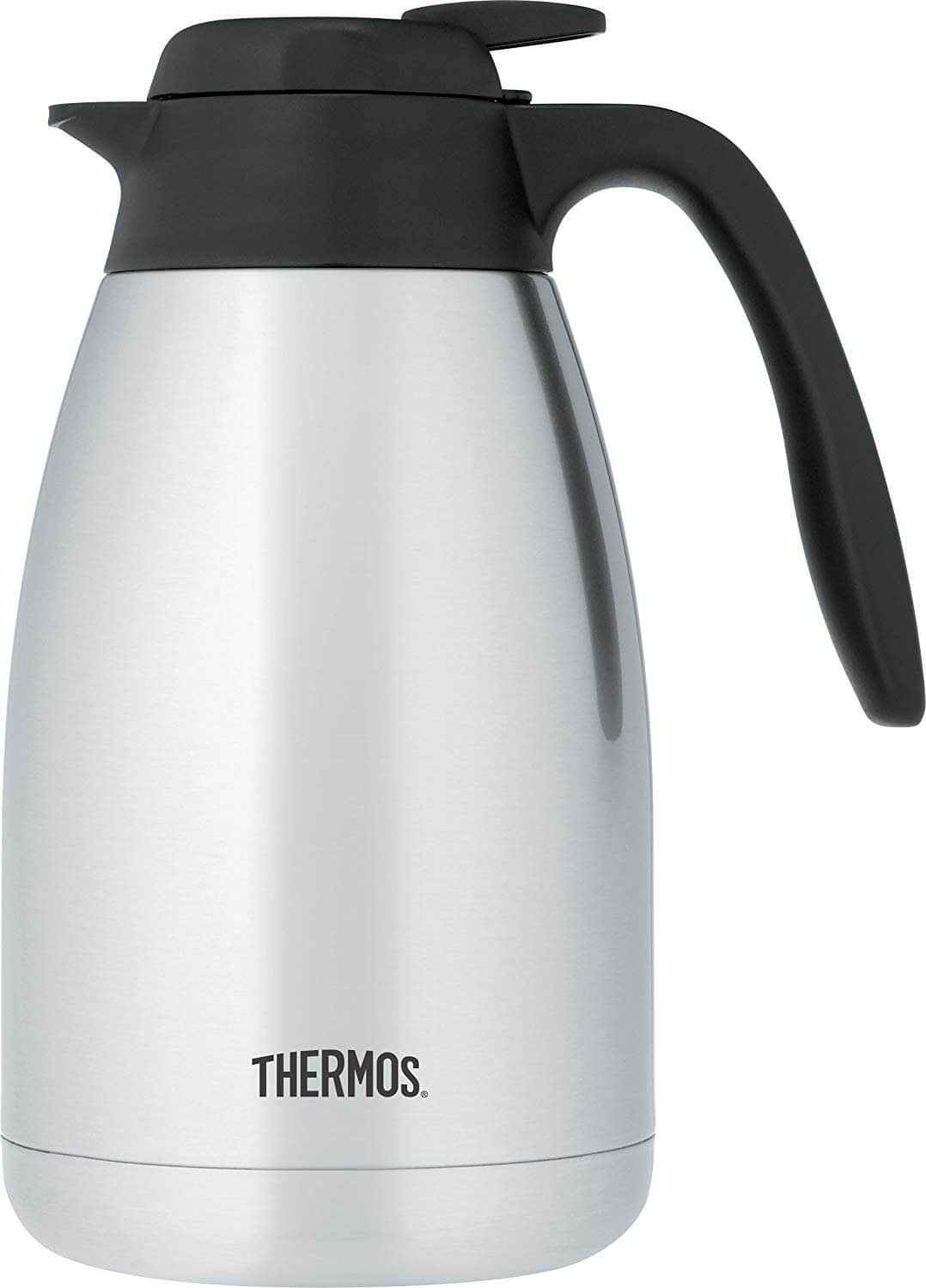 Thermos Vacuum Insulated Stainless Steel Carafe