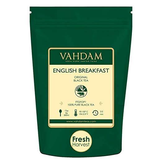 VAHDAM English Breakfast Original Black Tea