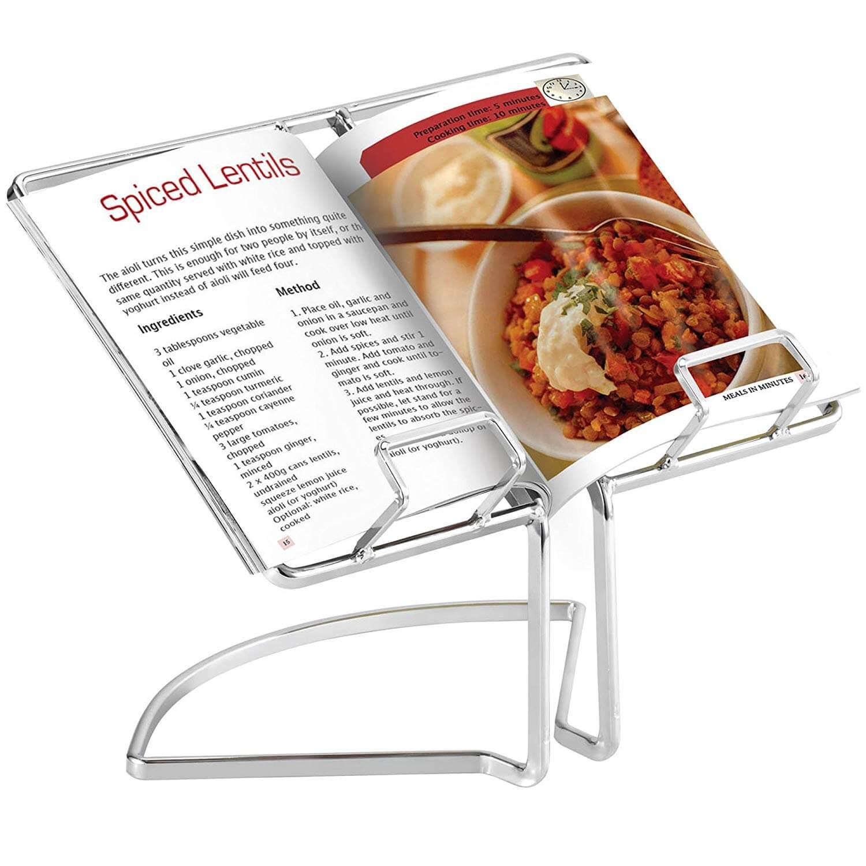 VonShef 07 277 Wire Cookbook Stand