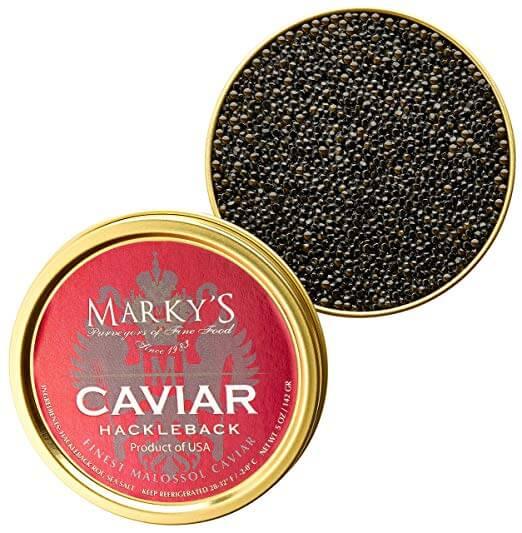 Marky's Hackleback Caviar