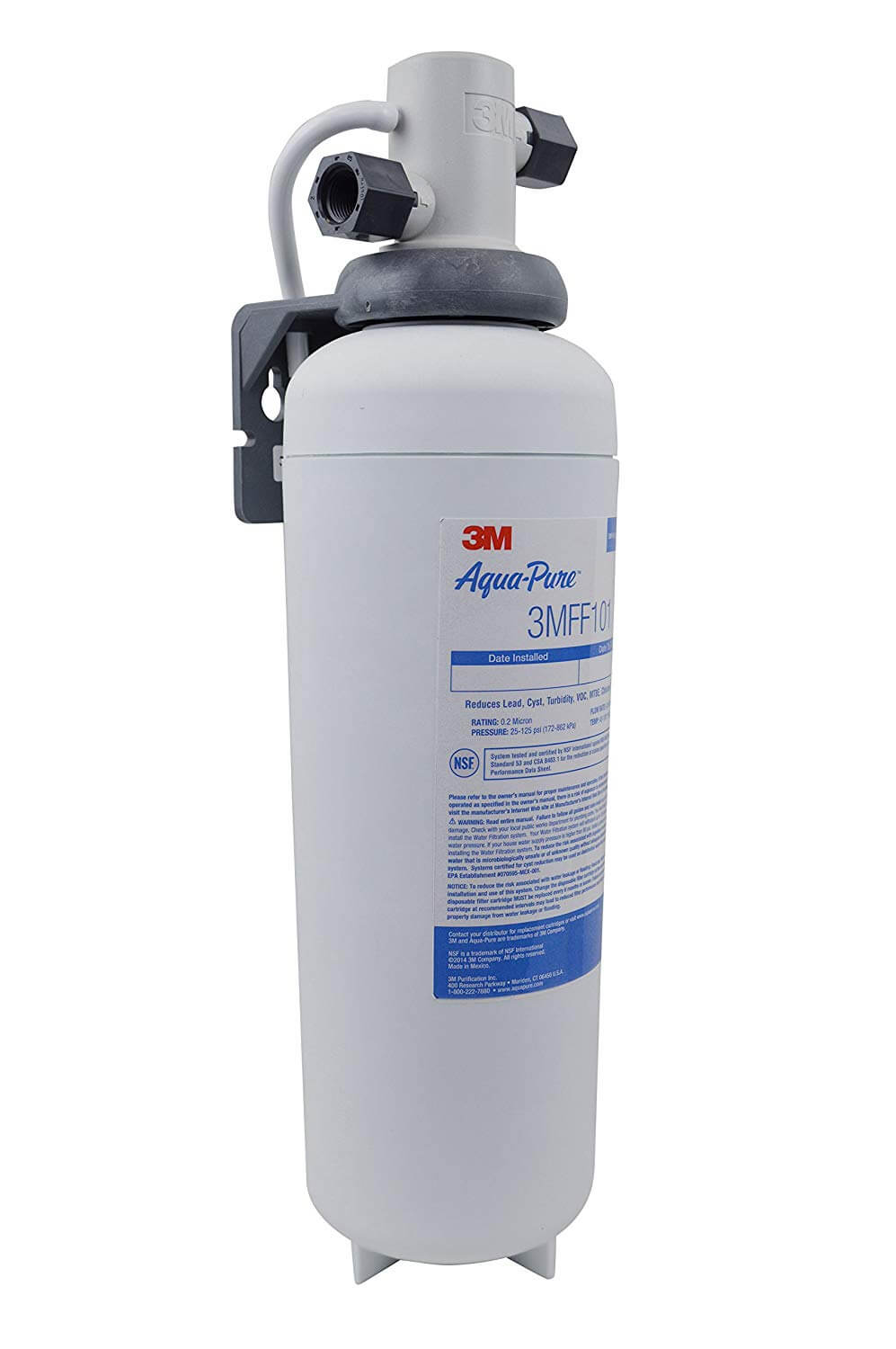 3M Aqua-Pure 3MFF100 Drinking Water Filter System