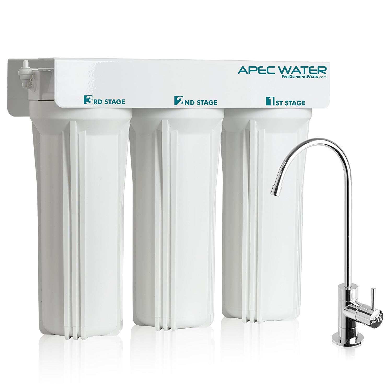 APEC WFS-1000 Under Sink Water Filtration System