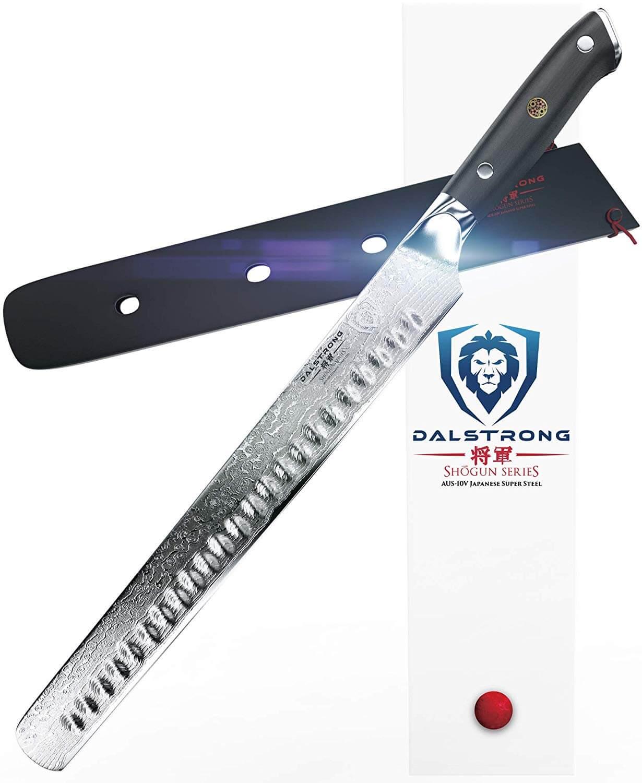 DALSTRONG Shogun Series 12 Slicing Carving Knife