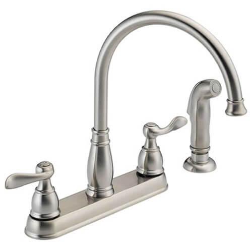 Delta Windermere Kitchen Faucet