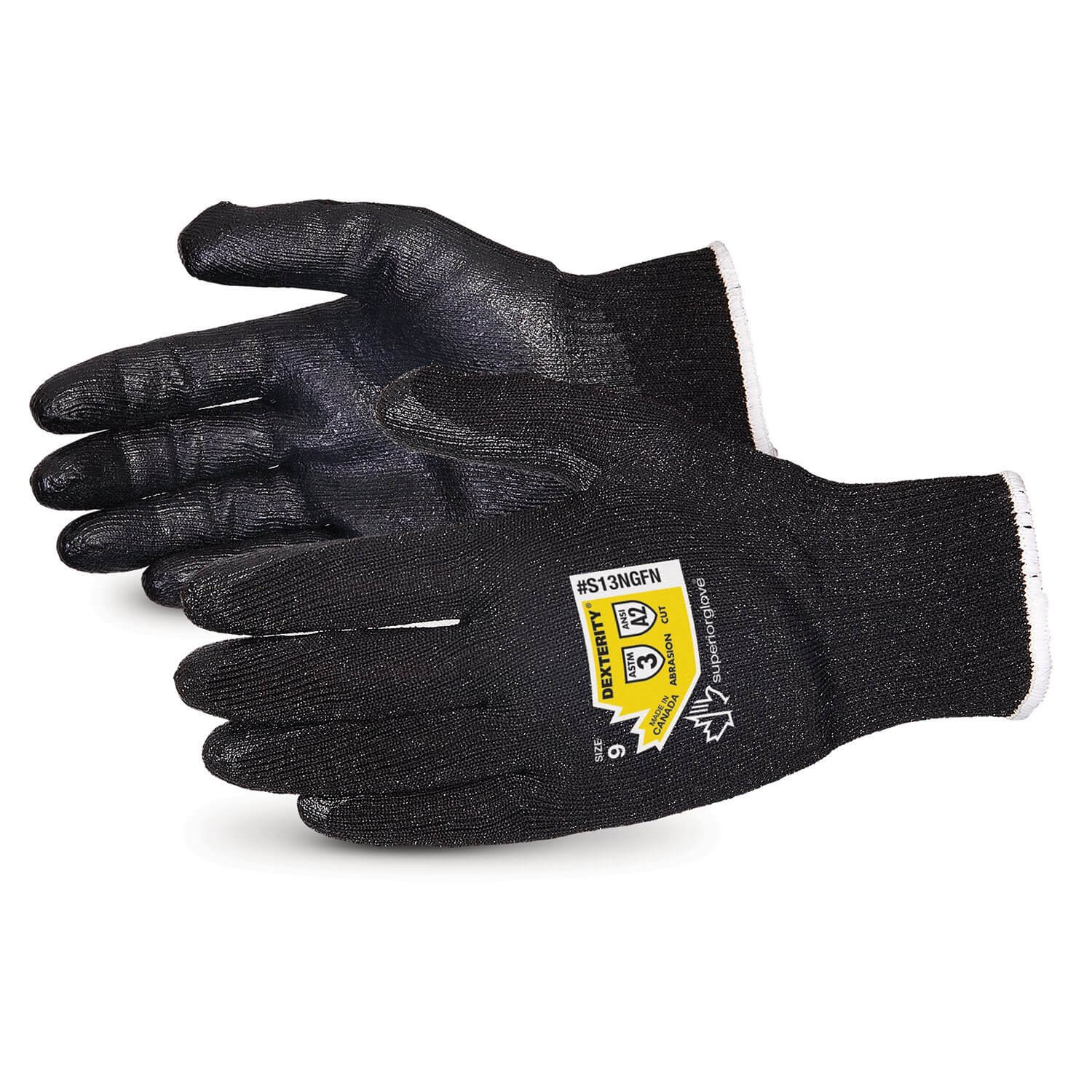Dexterity High Abrasion and Cut Resistant Glove by Superior Glove