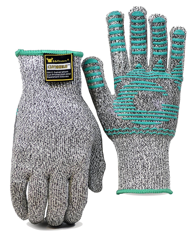 G & F Cut Resistant & Anti Slip Gloves
