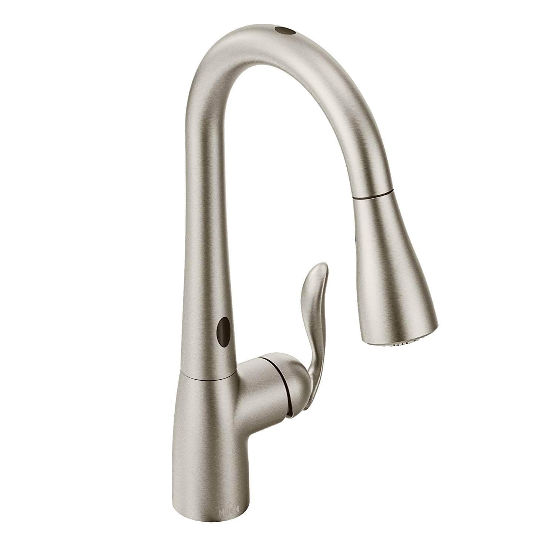 Moen 7594ESRS Kitchen Faucet