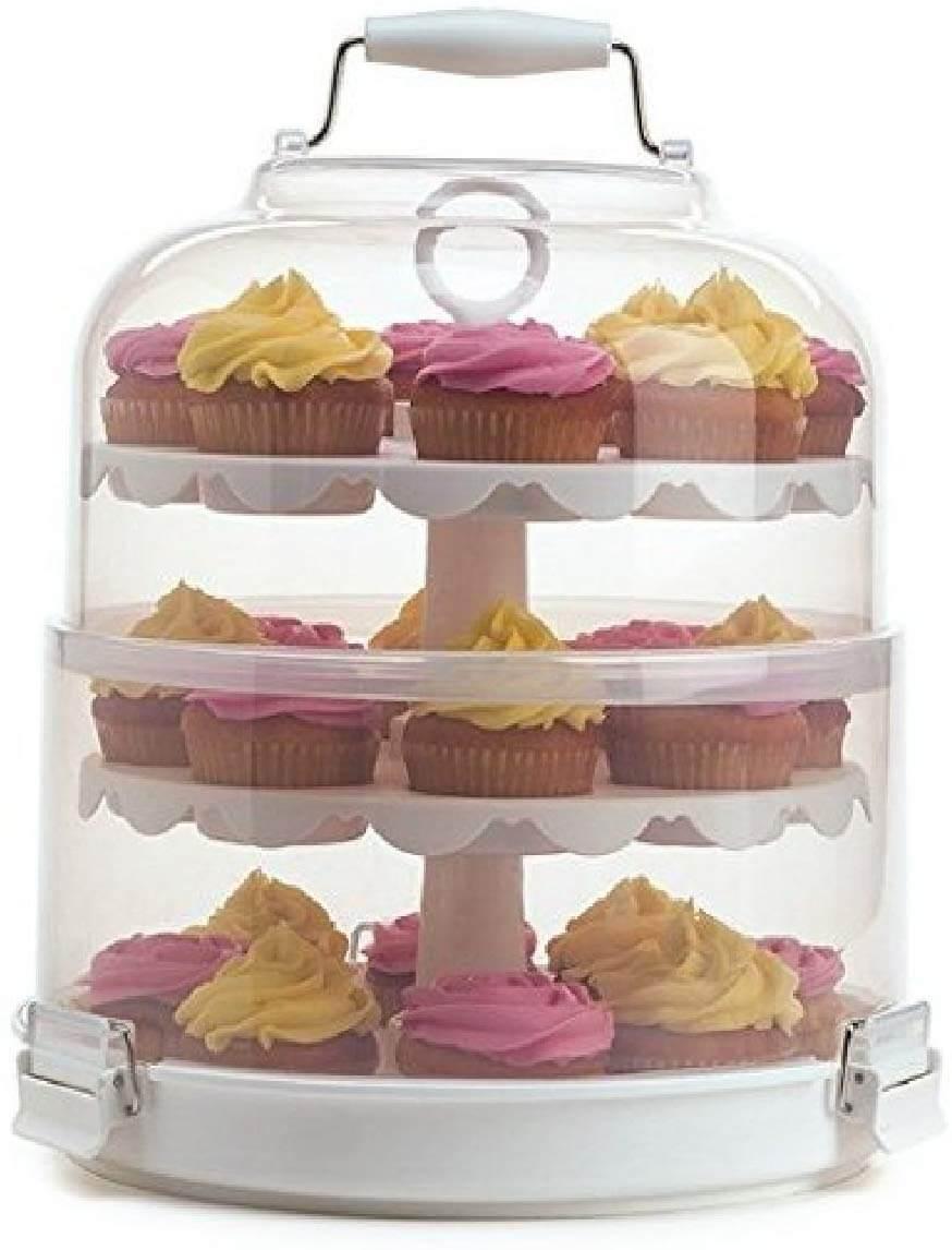 PL8 Cupcake Carrier & Display 5200