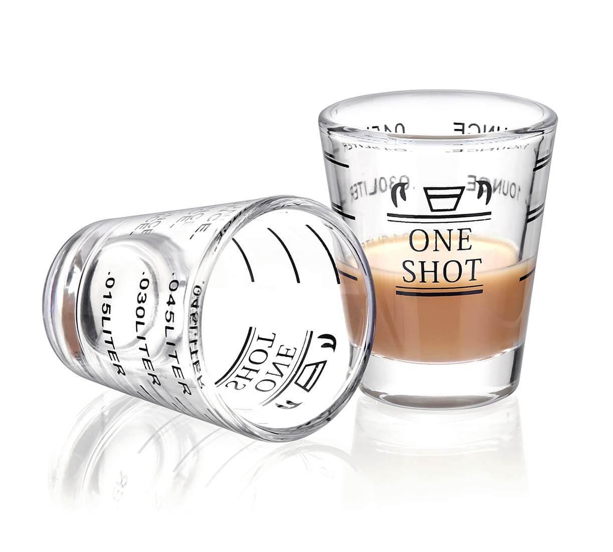 Nansch Measuring Cup Shot Glasses