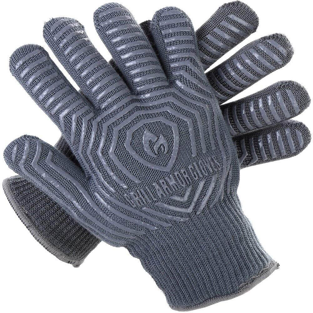 ​Grill Armour Extreme Heat Resistant Oven Gloves