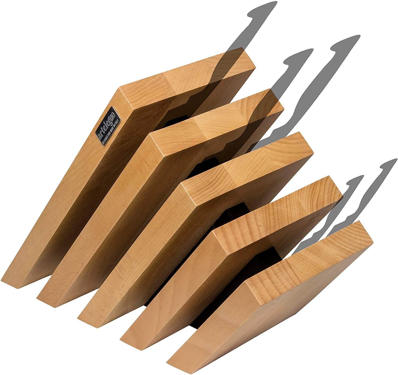 Artelegno Magnetic Knife Block