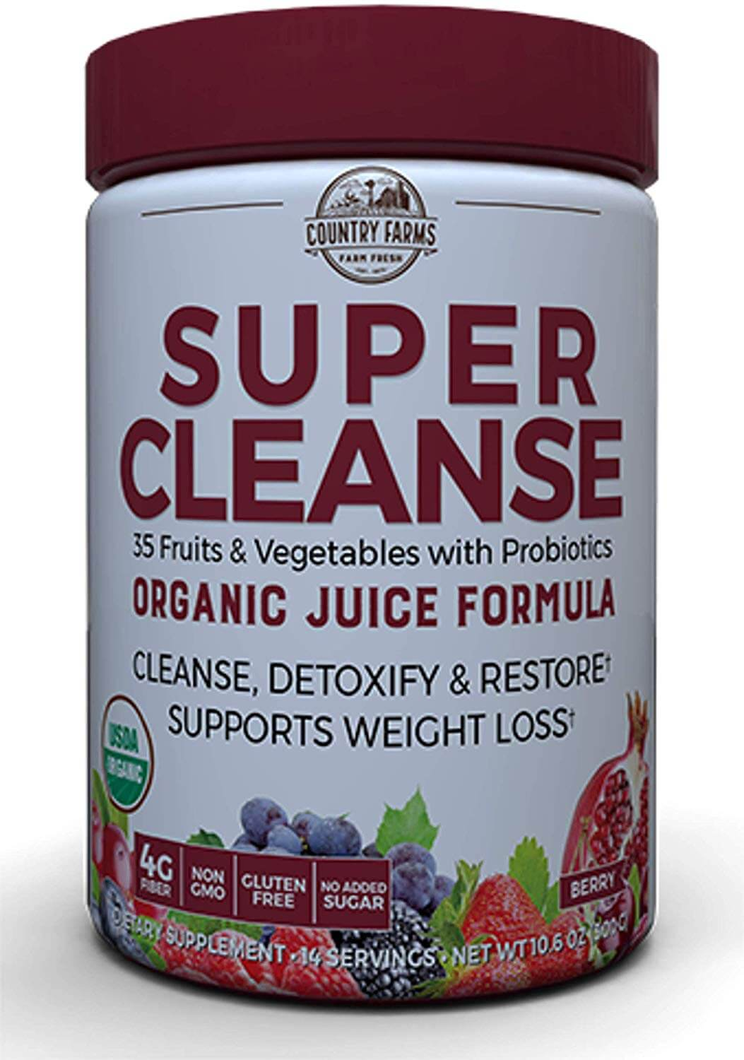 Country Farms Super Cleanse