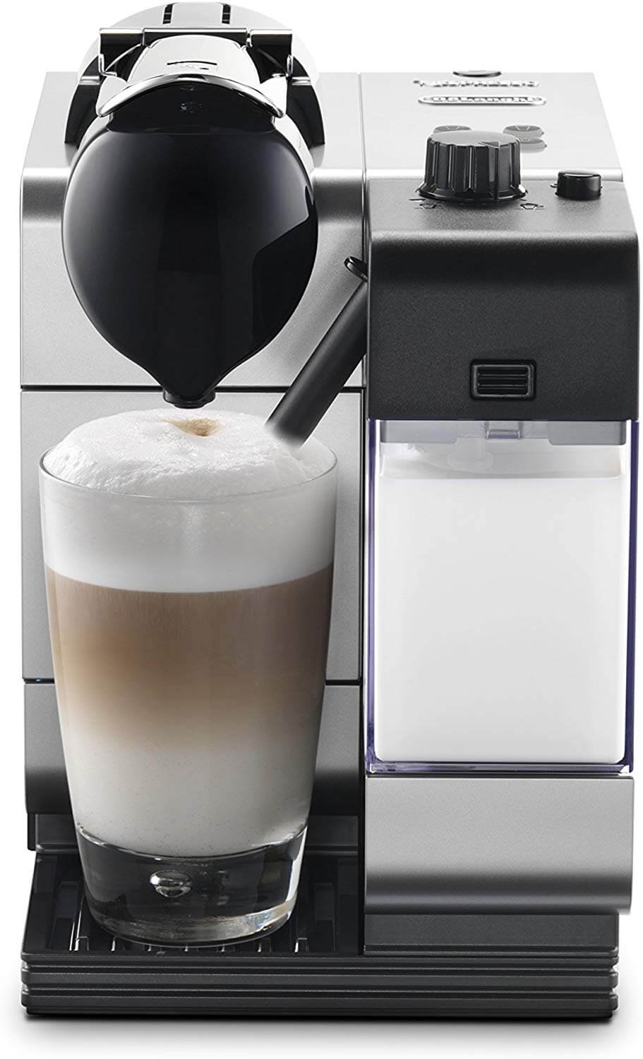De'Longhi Nespresso EN520SL Lattissima Plus Espresso and Cappuccino Machine
