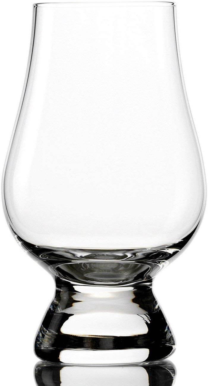 Glencairn Set of Four Whisky Glasses