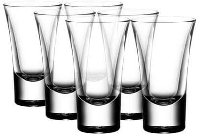 Gmark Set of 12 Whiskey Shot Glasses