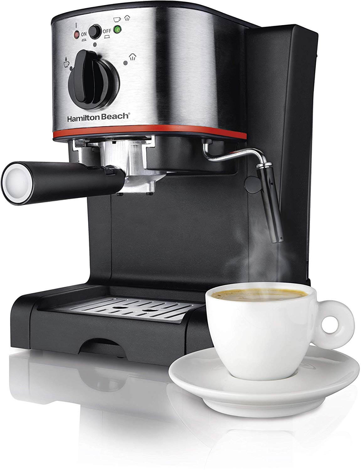 Hamilton Beach Espresso, Latte and Cappuccino Machine 40792