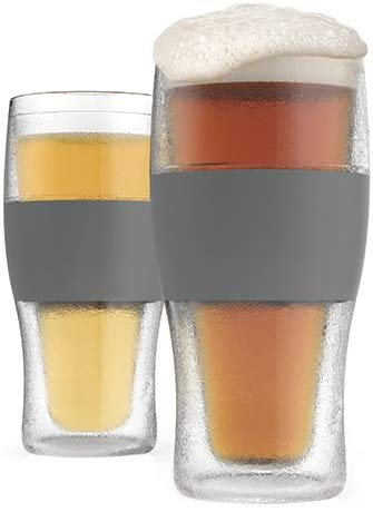 Host Freeze Mug Insulated Plastic Beer Glasses