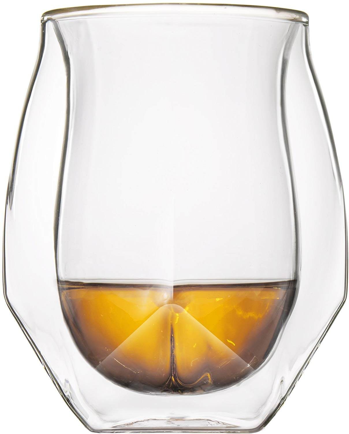 Norlan Set of Two Whisky Glasses