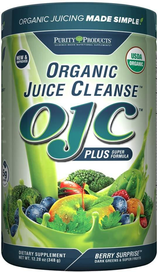 Purity Products Organic Juice Cleanse