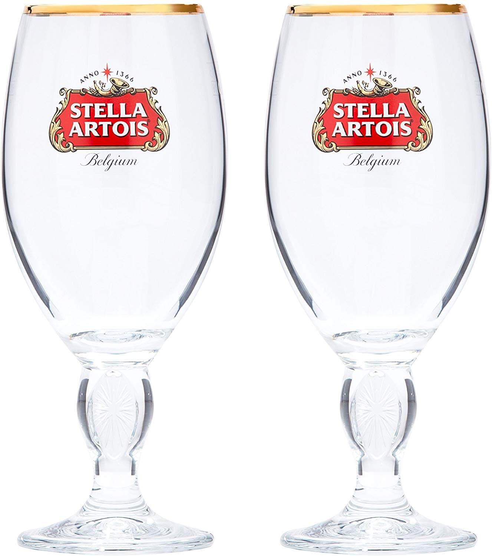 Stella Artois 2-Pack Original Glass Chalice