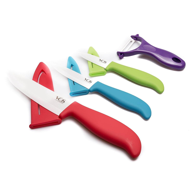 Vos Ceramic Knife Seven Piece Set