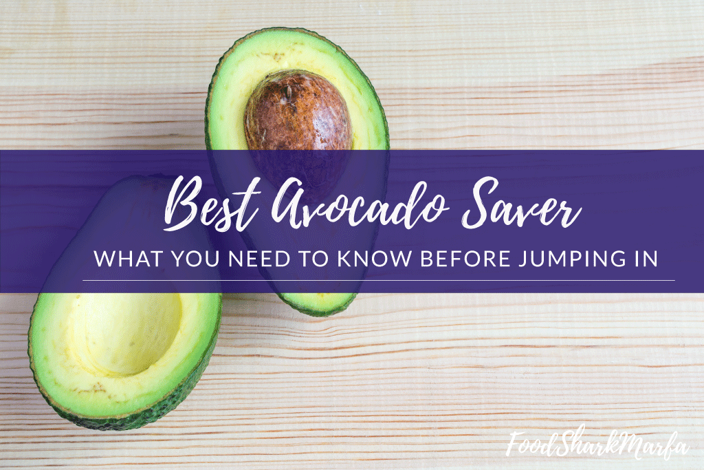 Best Avocado Saver