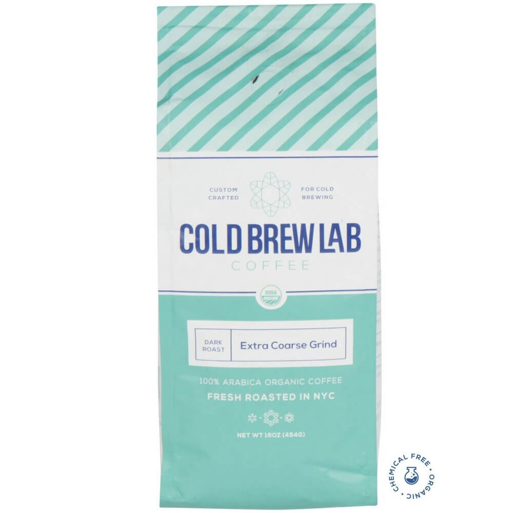 Cold Brew Lab Ground Organic Coffee