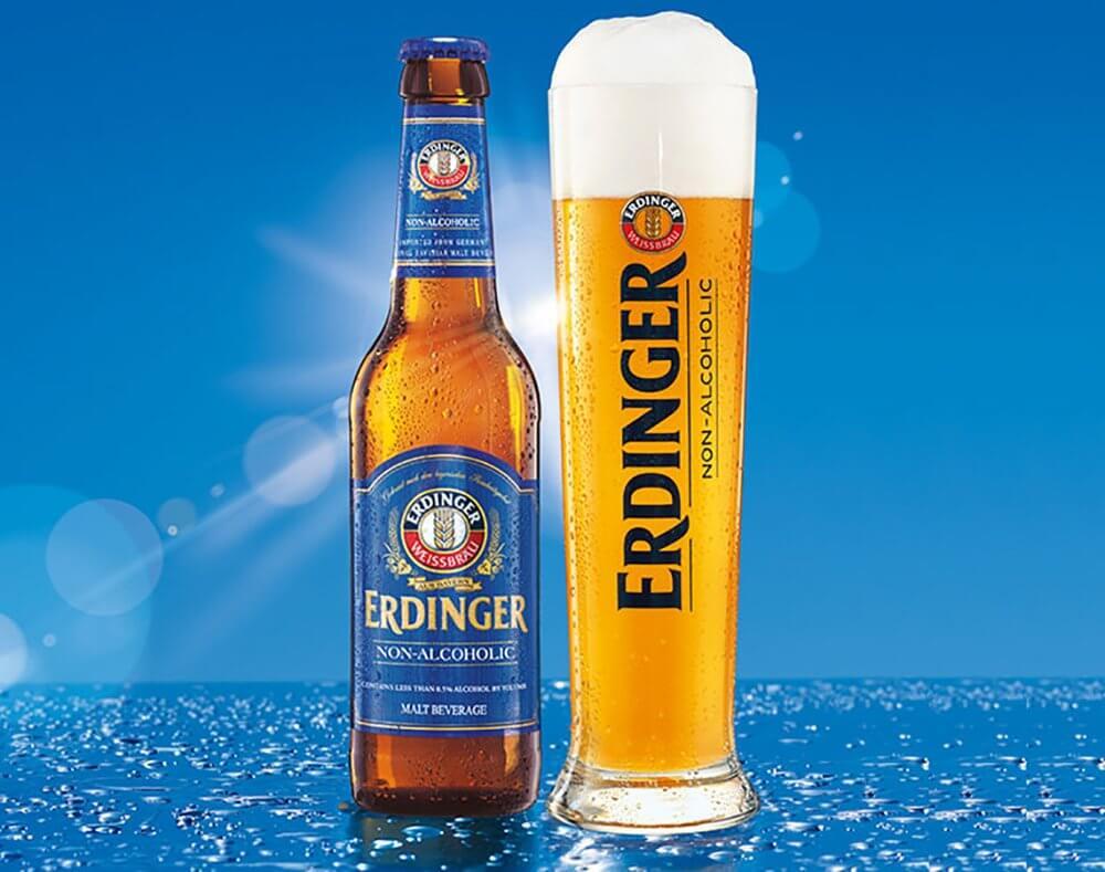 Erdinger Non-Alcoholic Malt Beer