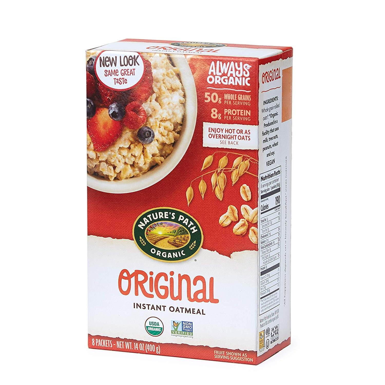 Nature's Path Original Instant Oats