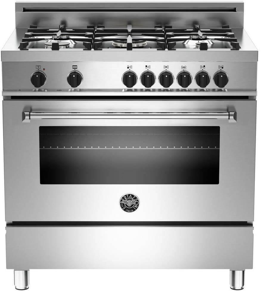 Bertazzoni Master Series Dual Fuel Range