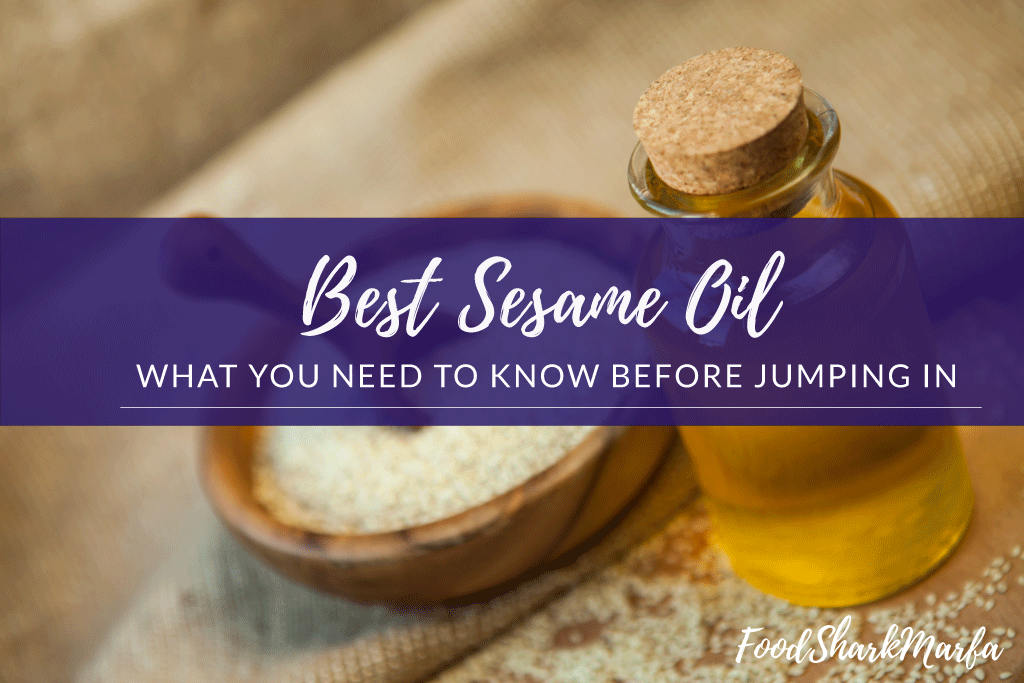 Best Sesame Oil