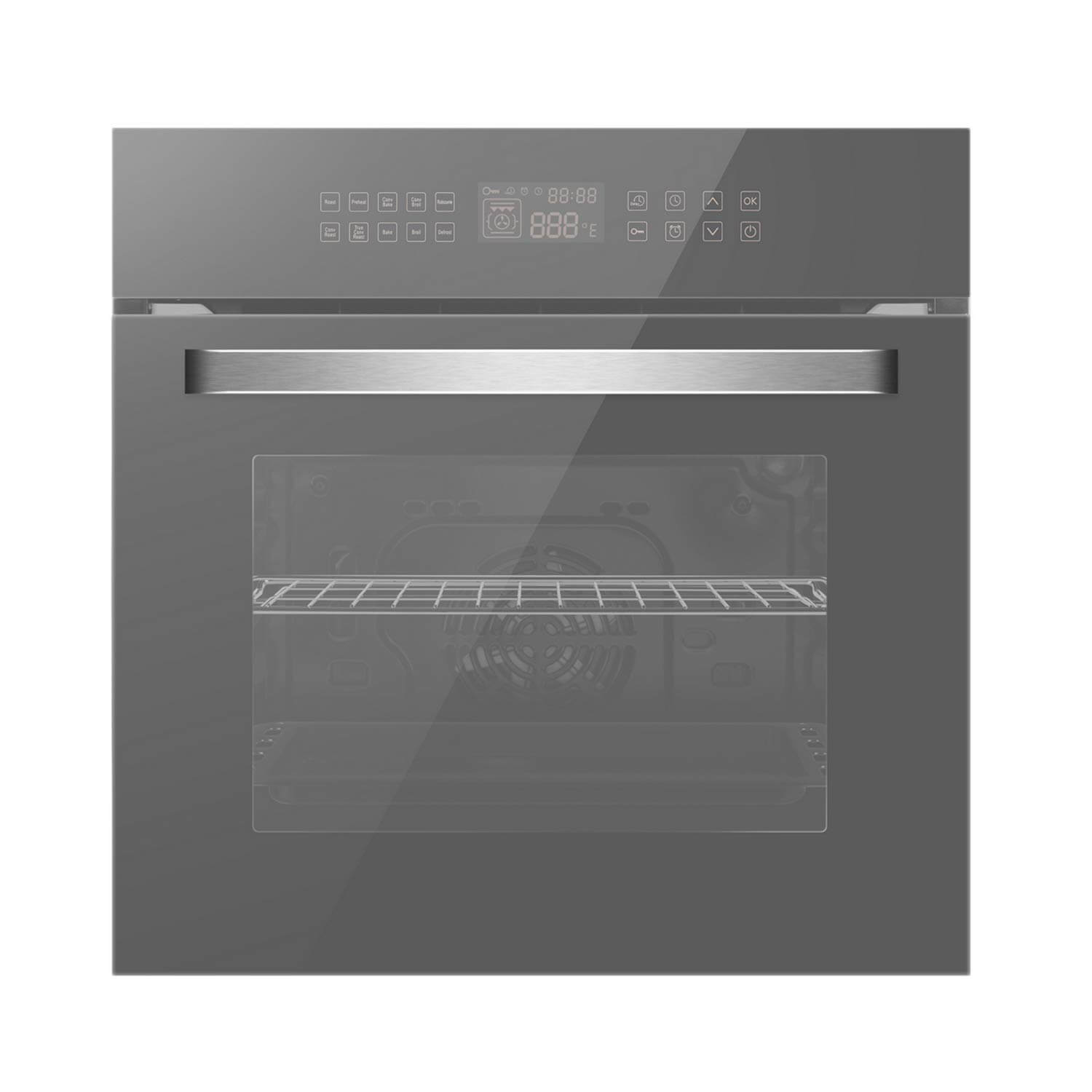 Empava WOC17 Built-In Single Wall Oven – Convection