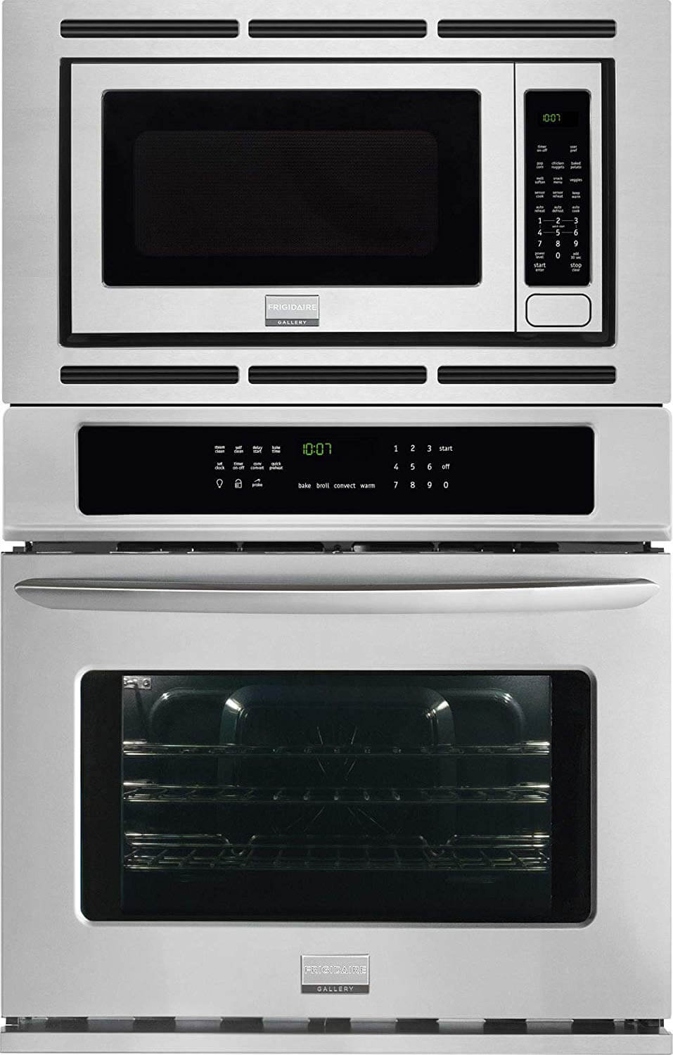 Frigidaire FGM2765PF Gallery Electric Combination Wall Oven