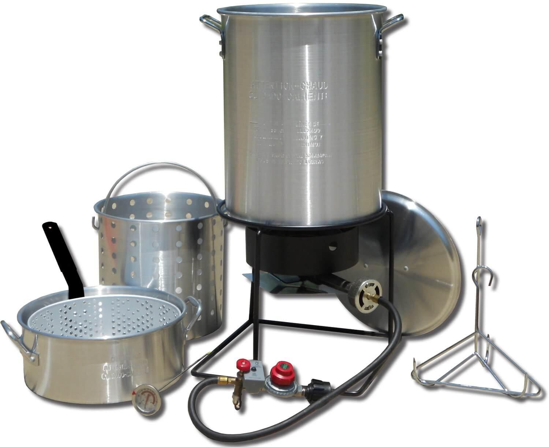 King Kooker 1265BF3 Outdoor Frying Package