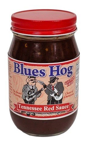Blues Hog Sauce Bbq Tennessee Red