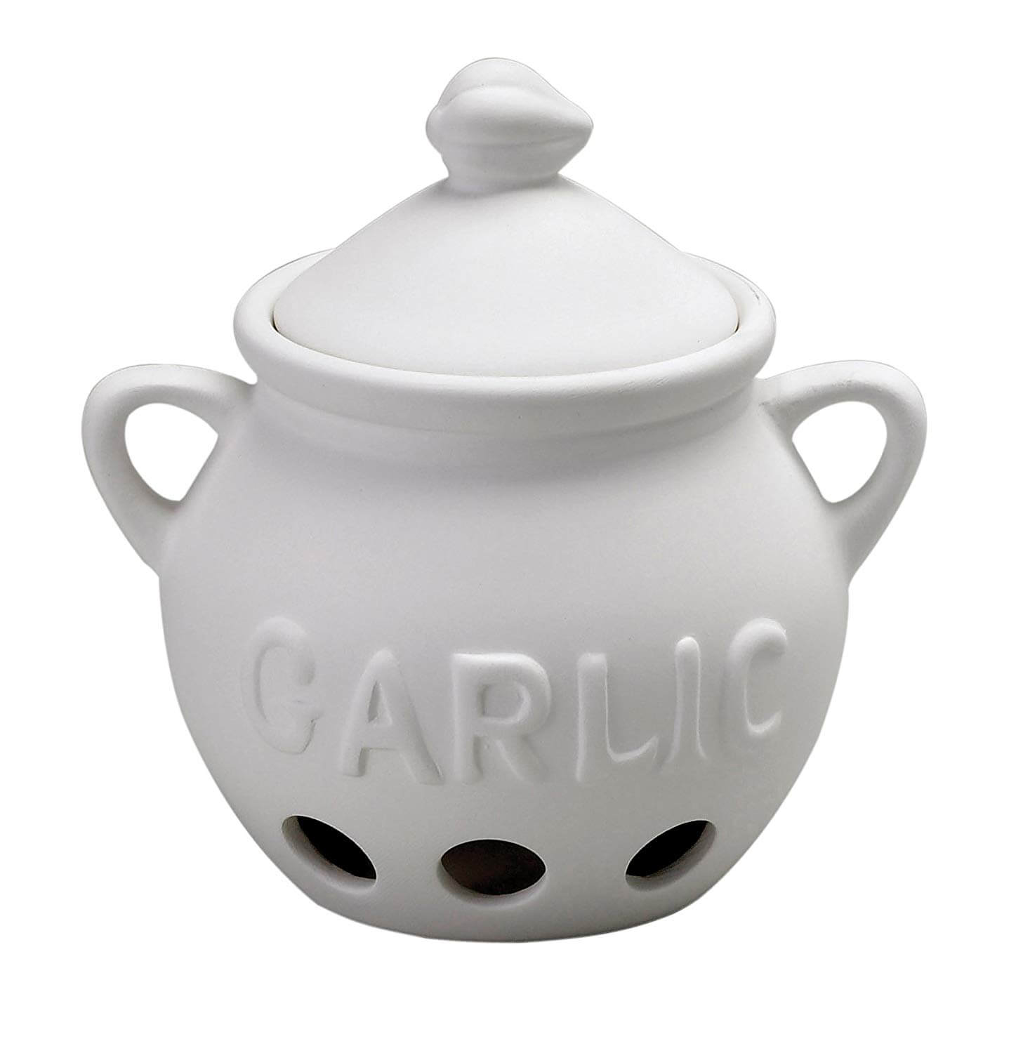 HIC Harold Import Co. Garlic keeper