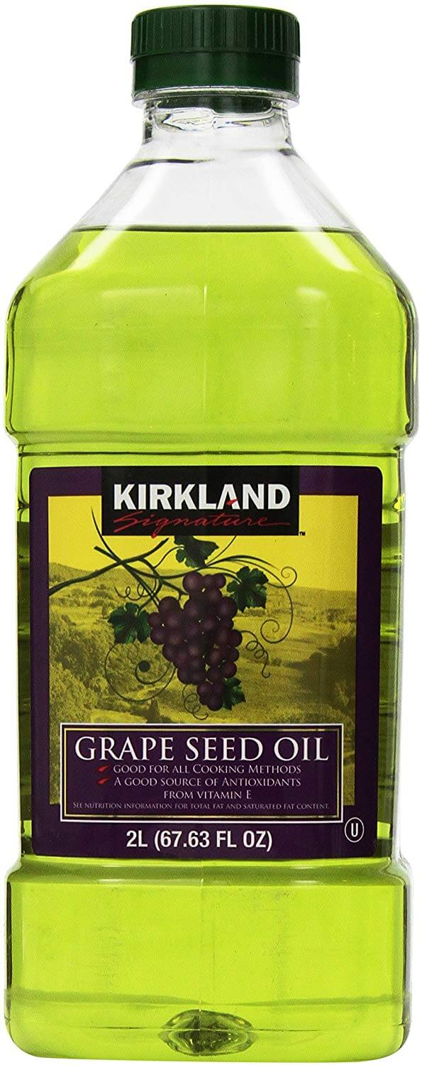 Kirkland Signature Grapeseed Oil