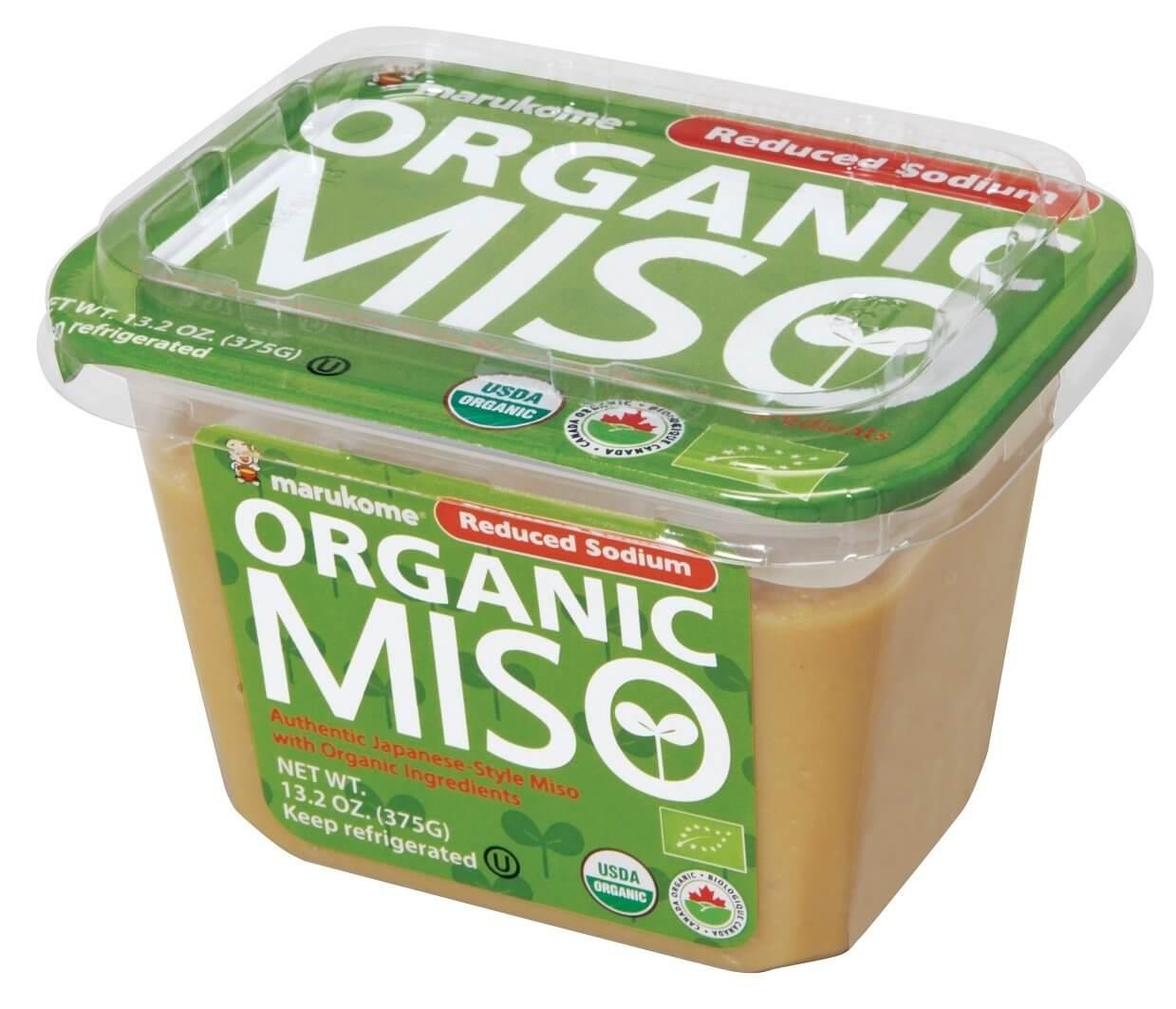 Marukome Reduced Sodium Organic Miso