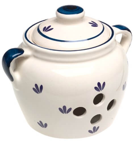 Norpro Ceramic Garlic Keeper