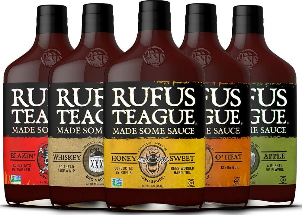 Rufus Teague Premium BBQ Sauce