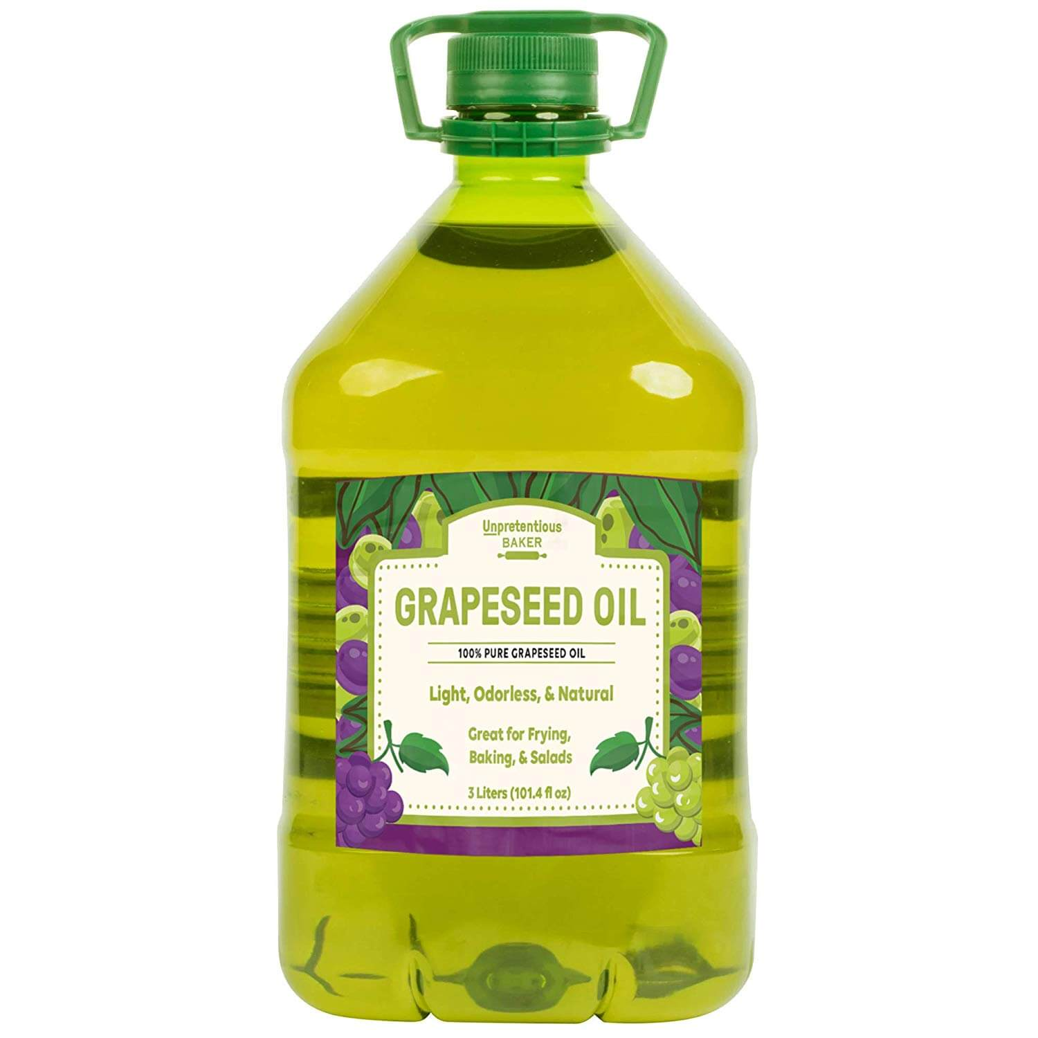 Unpretentious Baker Grapeseed Oil