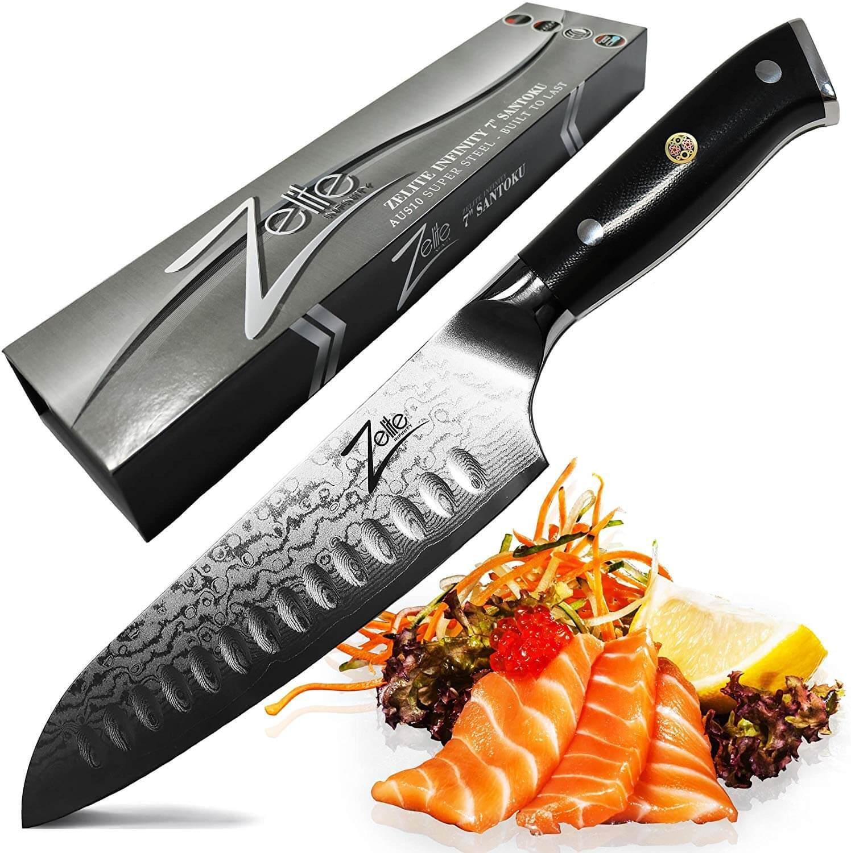 Zelite Infinity 7 Santoku Knife