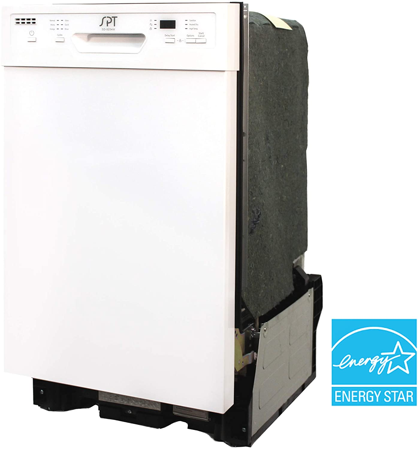 ​SPT SD-9254W Energy Star Built-In Dishwasher