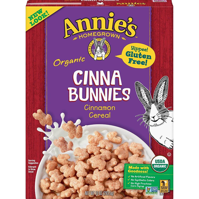 Annie's Organic Cinnabunnies Cereal
