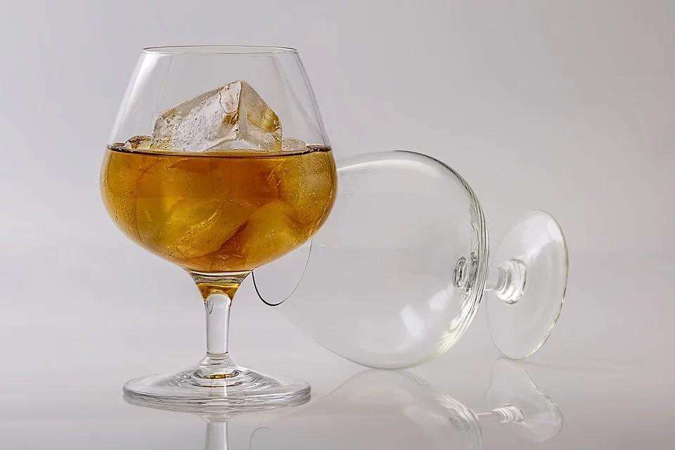Bourbon or brandy