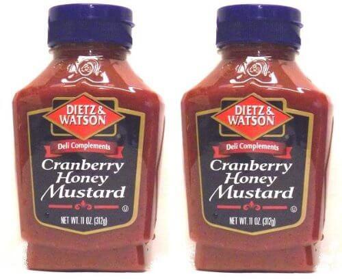 Dietz & Watson Deli Compliments Cranberry