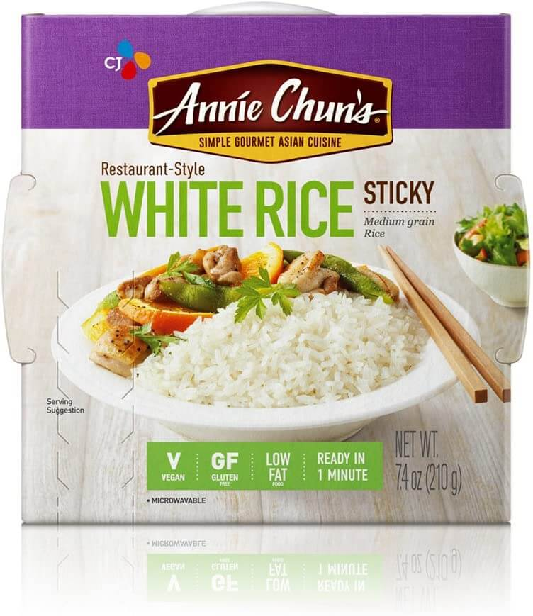 Annie Chun's Cooked White Sticky Rice