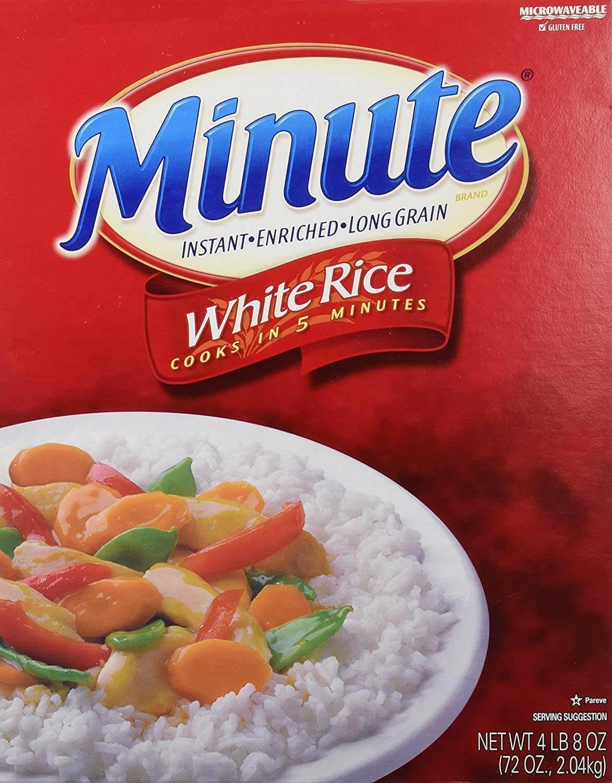 Kraft Minute White Rice