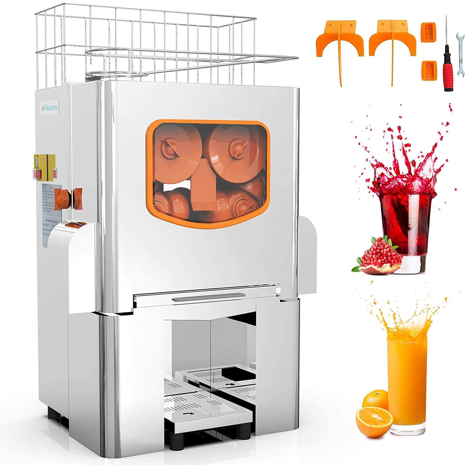 SUNCOO Commercial Juicer